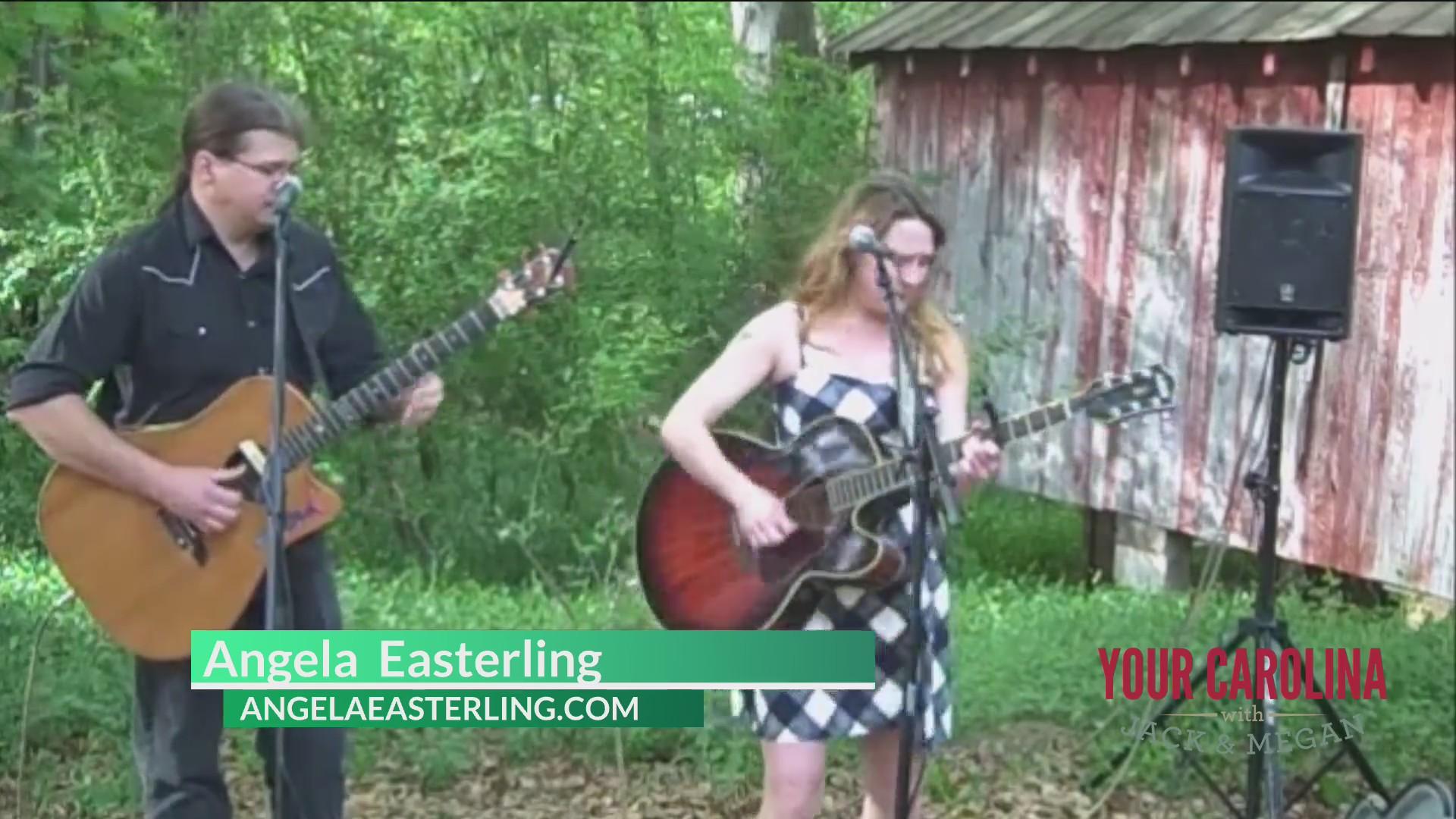 Meet Local Musician Angela Easterling