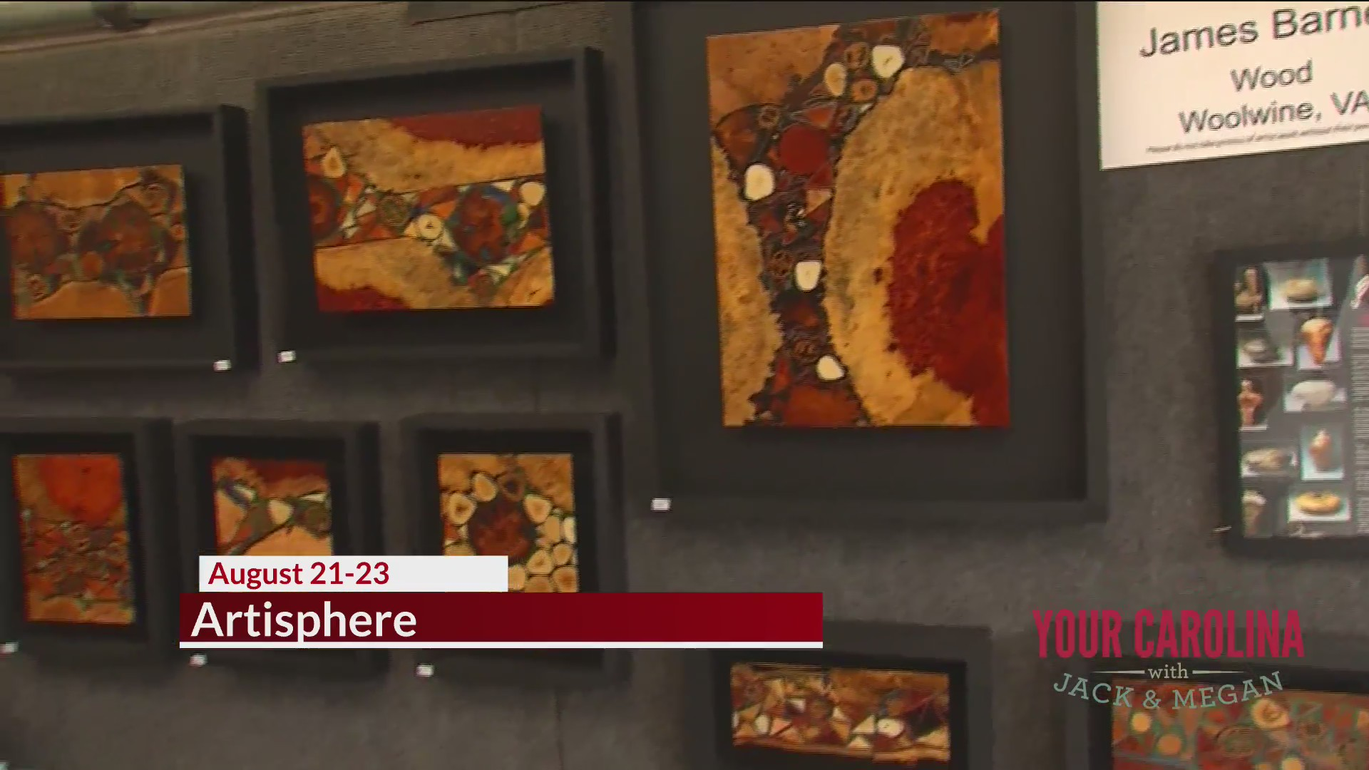 New Dates For Artisphere