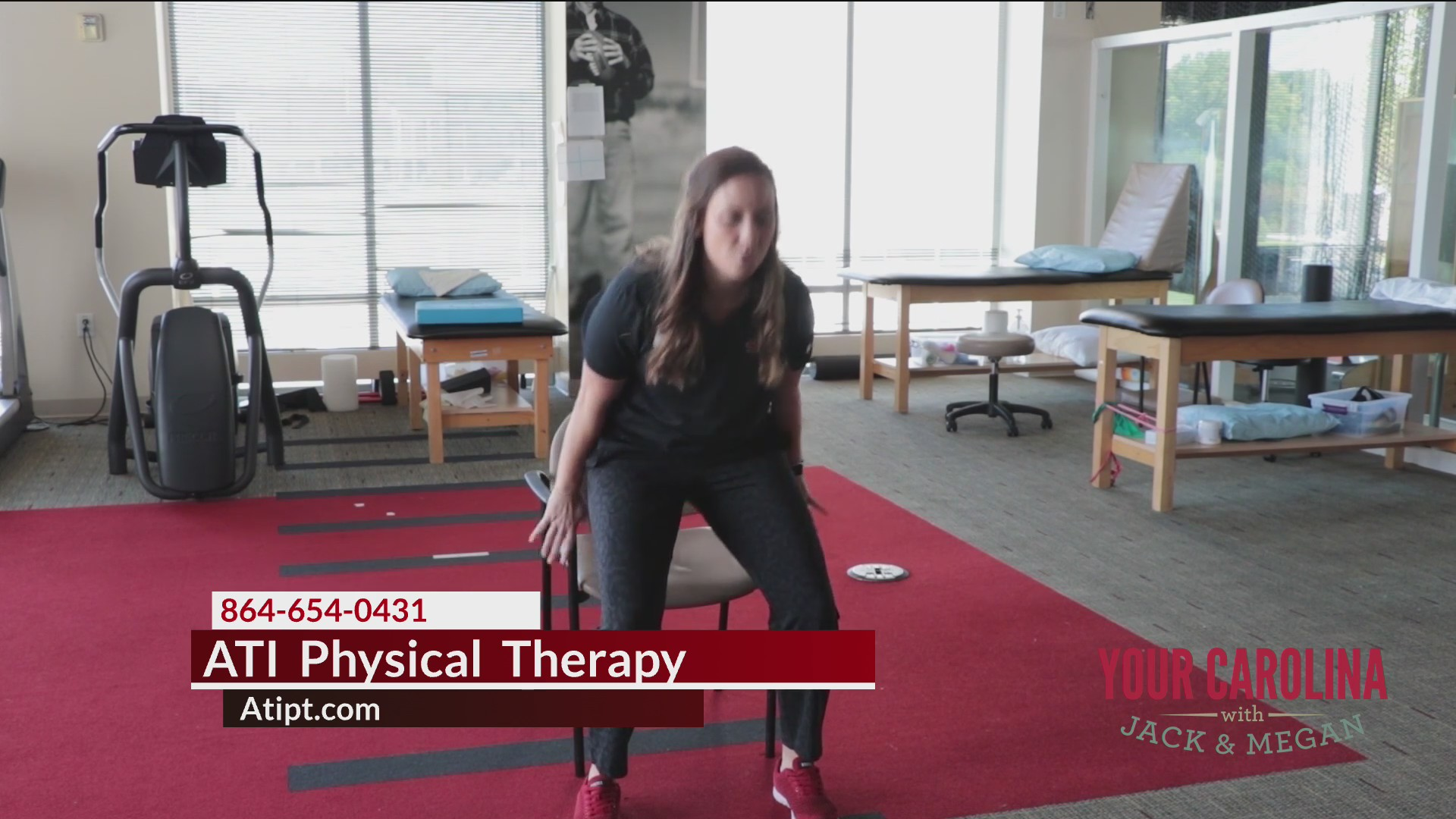 Physical Therapy Keeping You From Falls