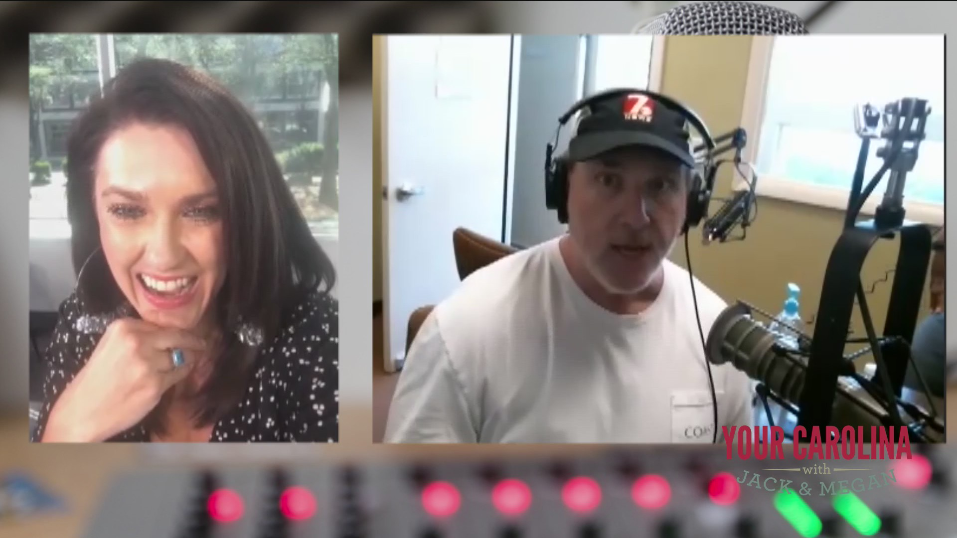 Megan Checks Back In With Bill Love From Earth FM