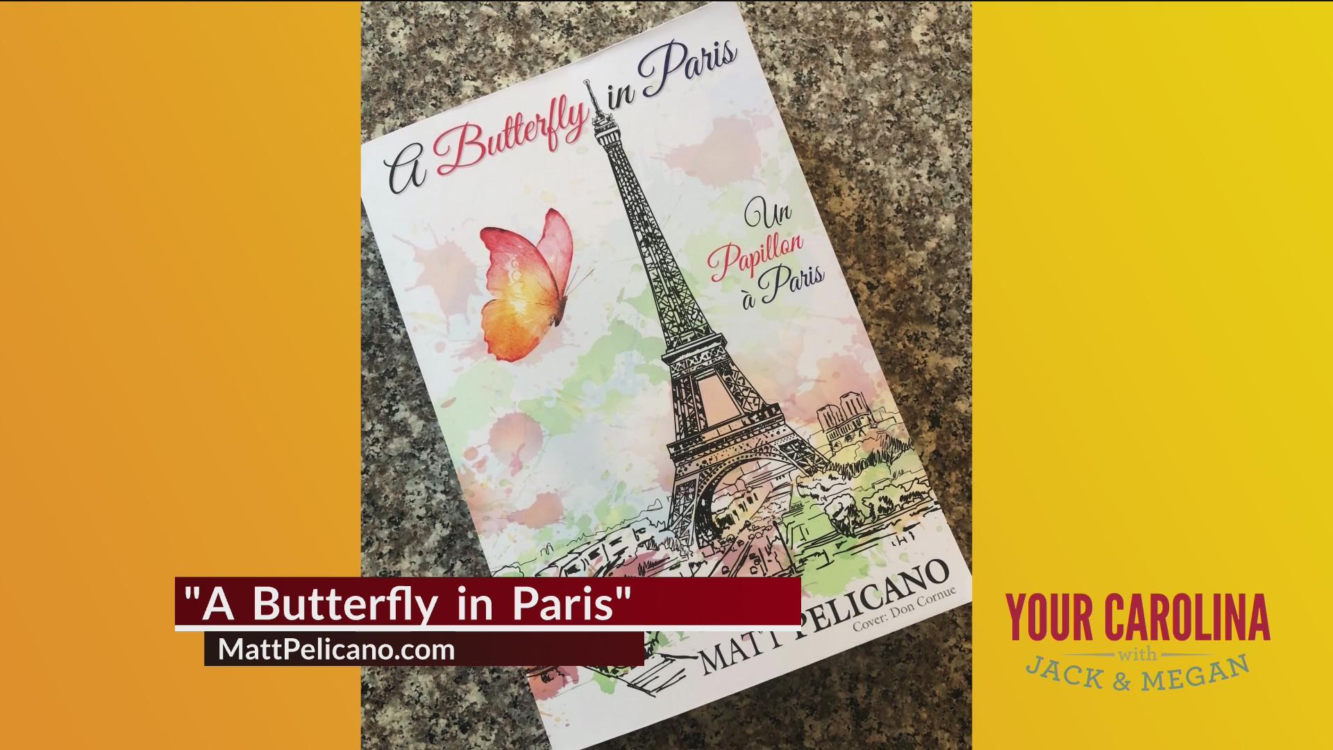 """A Butterfly in Paris"""