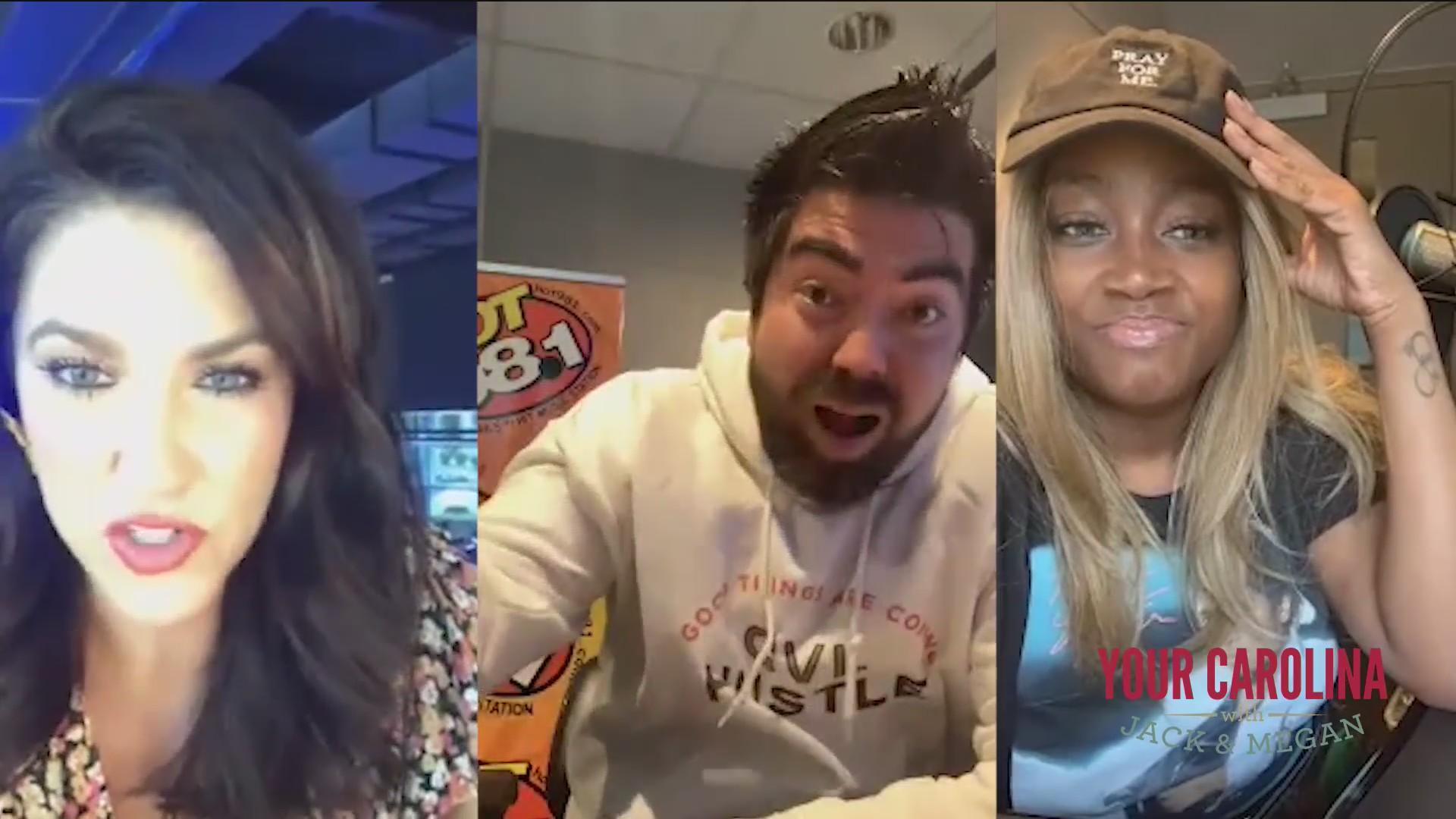 What Barbie T. and Dex at HOT 98.1 Are Up To? Megan Finds Out!