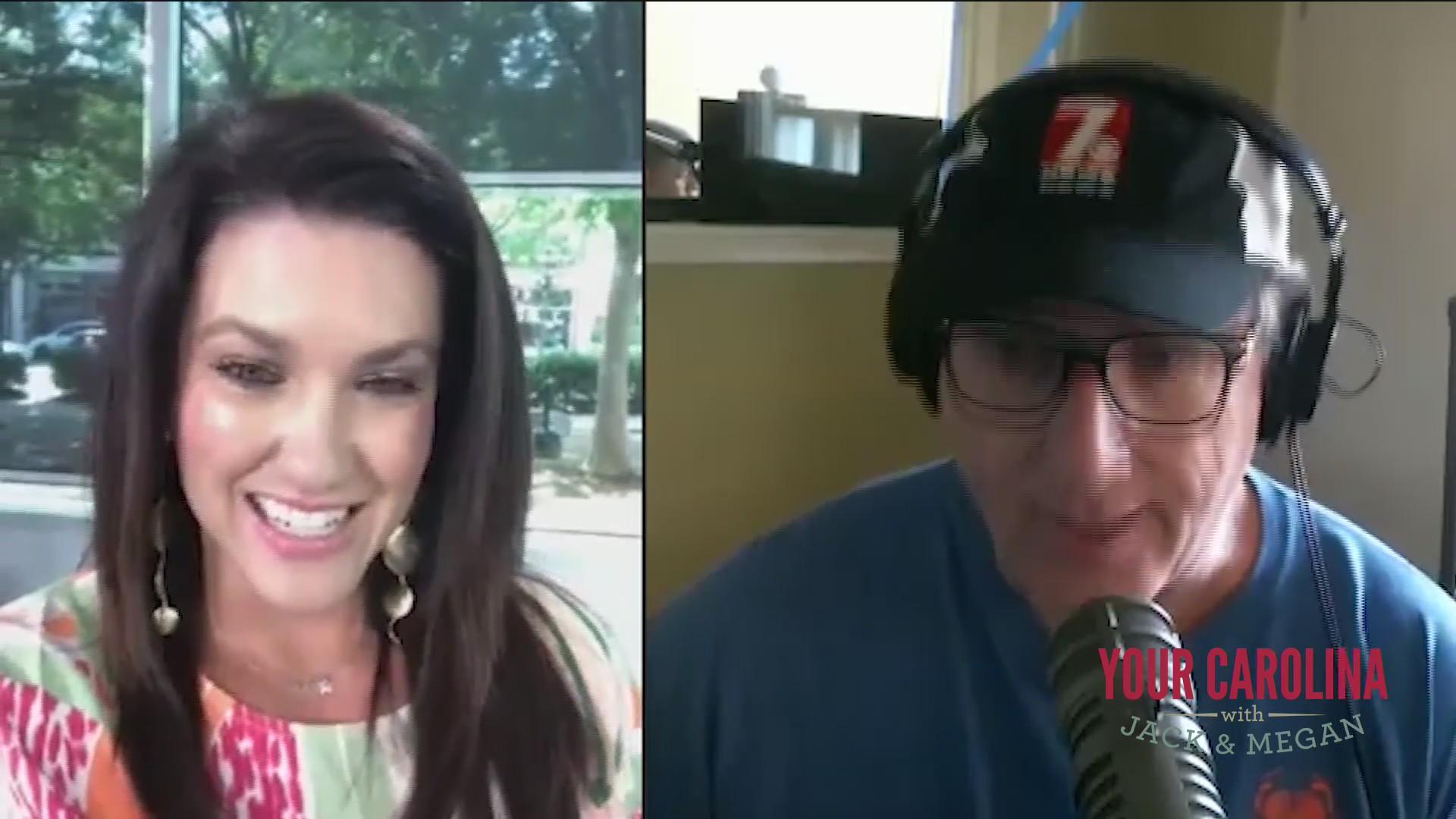 Megan Talks With Bill Love From Earth FM