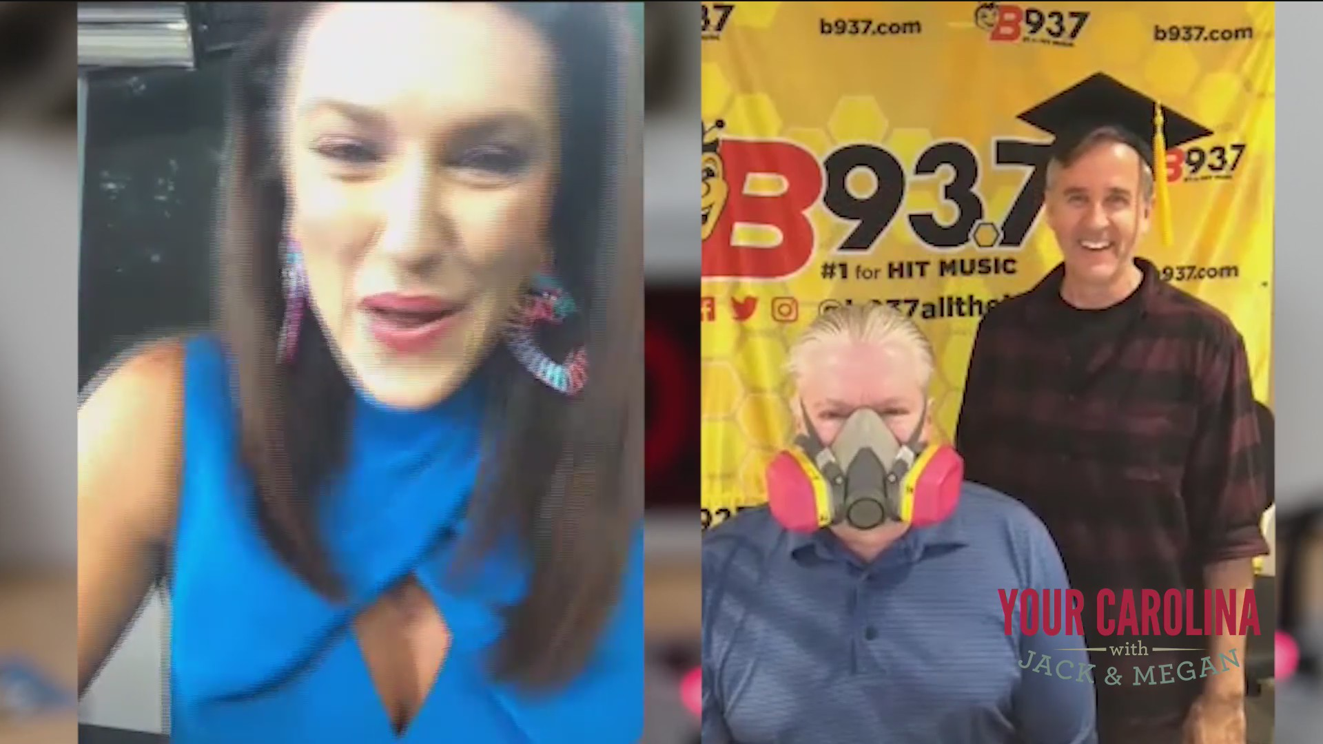 Megan Talks With Hawk and Tom from B93.7 To Find Out What They Are Up To
