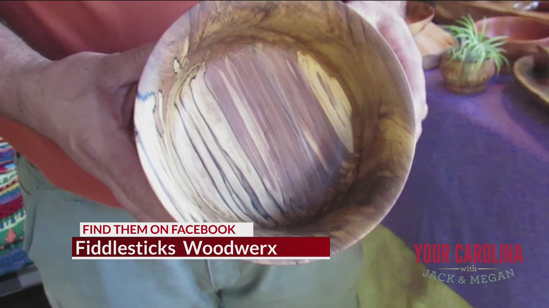 Fiddlesticks Woodwerx turns Upstate trees into treasures