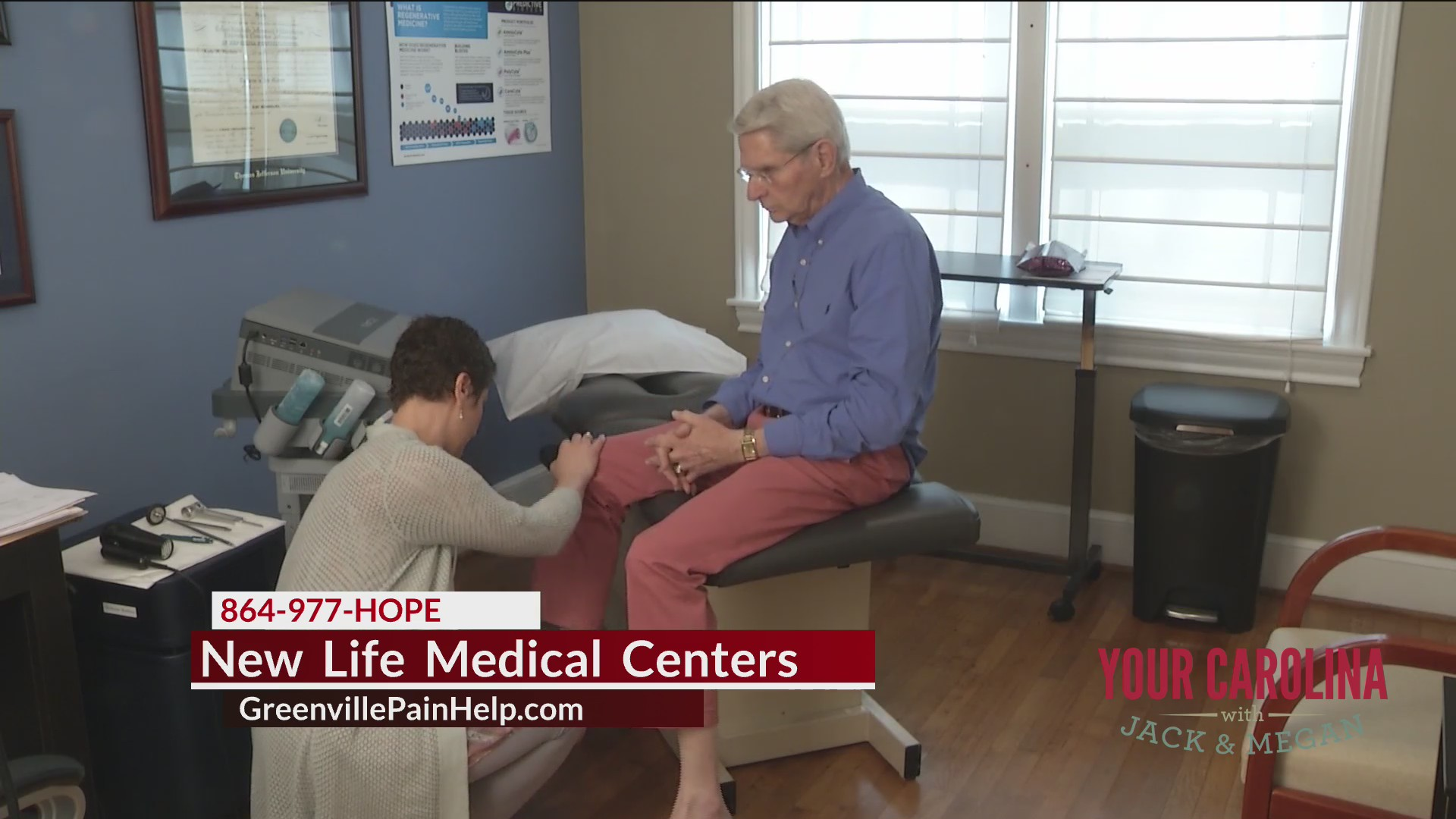 New Life Medical Centers Neuropathy Program Work To Improve Neuropathy Symptoms