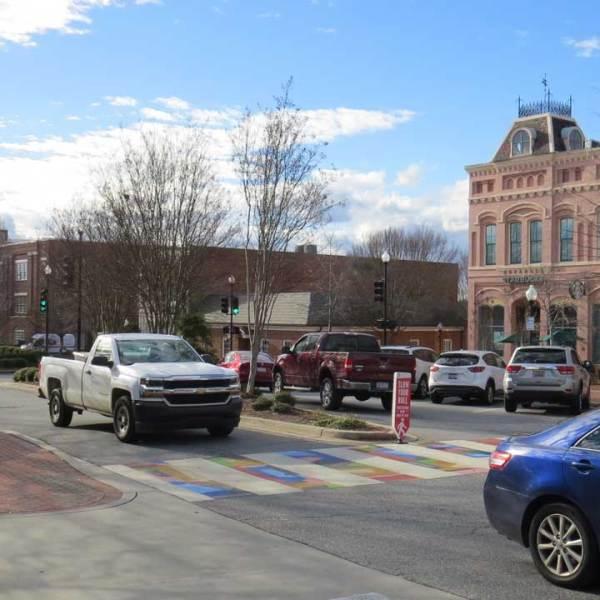 Downtown Spartanburg