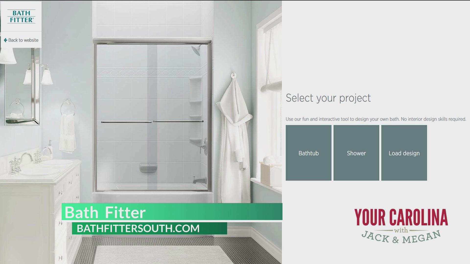 Build A Virtual Bathroom With Bath Fitter