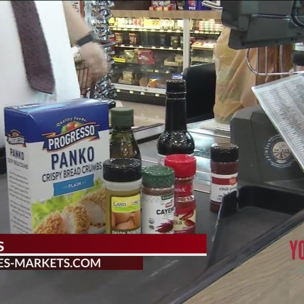 Food For Thought - Save Money at the Grocery Store