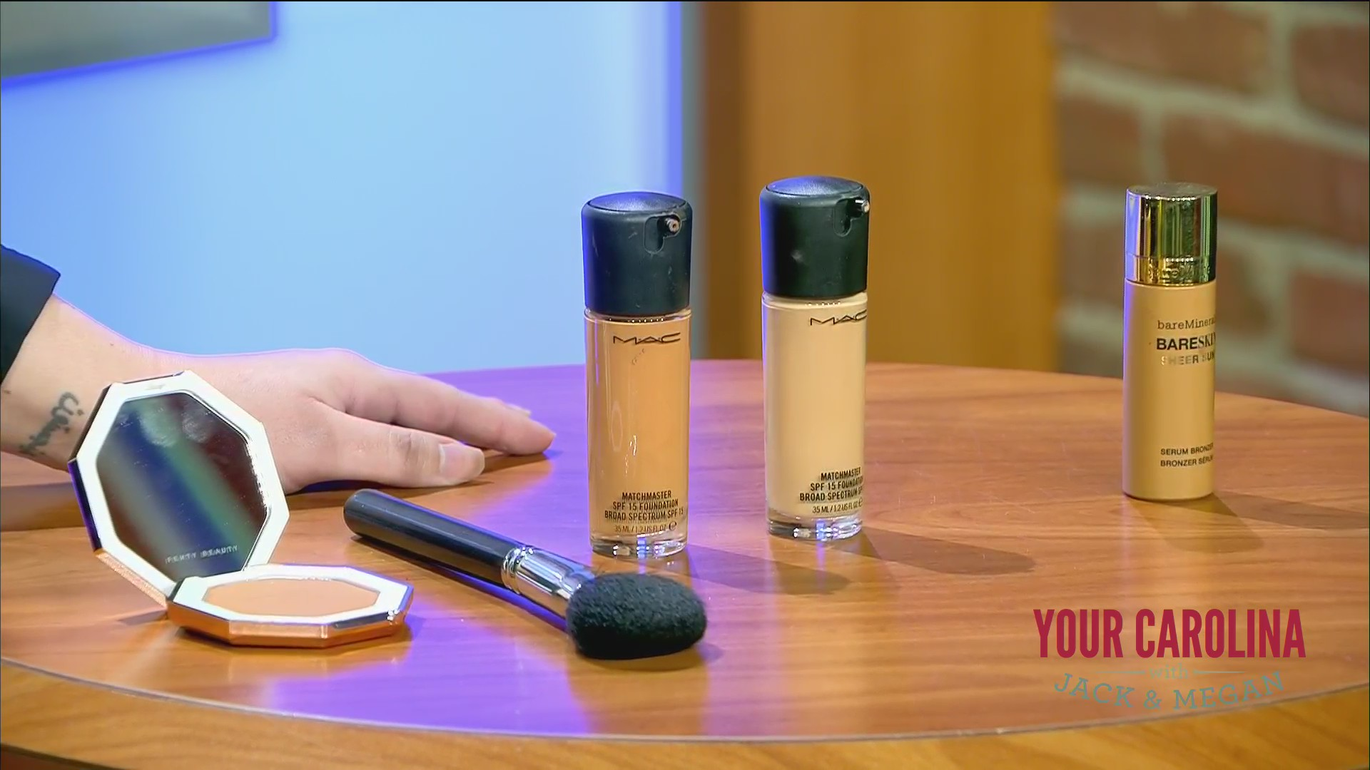 Work It Wednesday - MakeUp Tips For The Summer