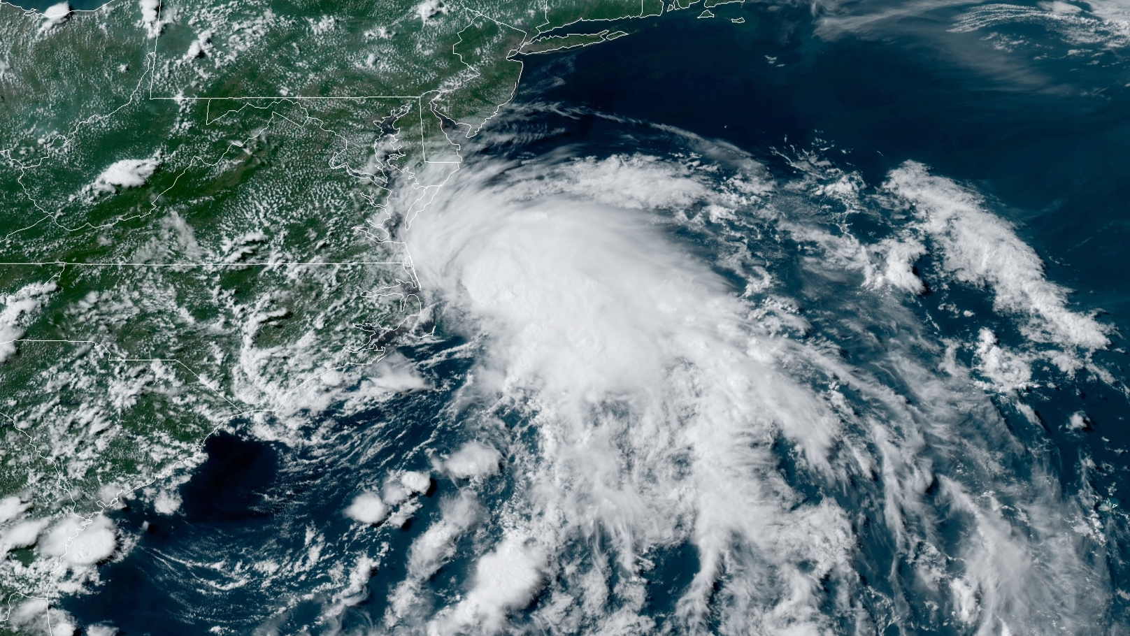 tropical storm fay - photo #16