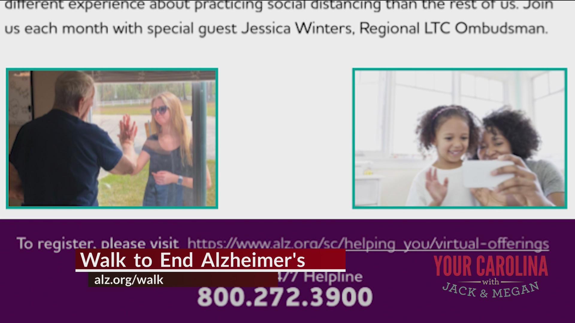 Help Fight Alzheimer's