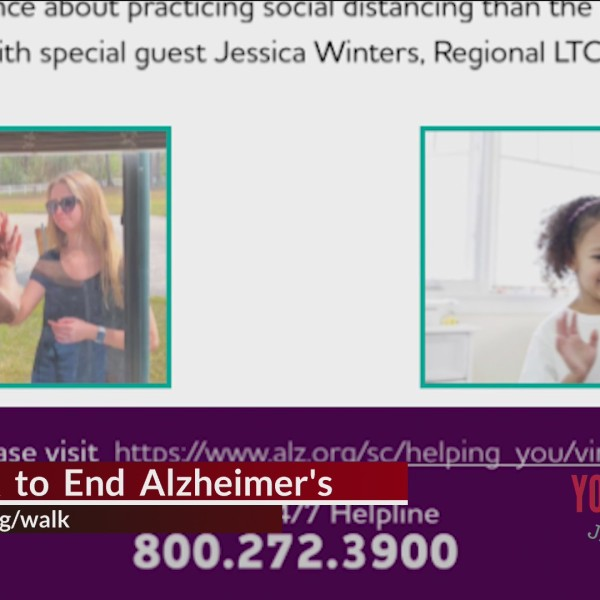 Help Fight Alzheimer's