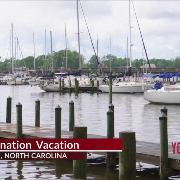 Destination Vacation - Bath, North Carolina