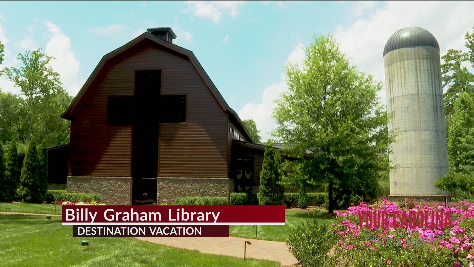 Destination Vacation - Billy Graham Library