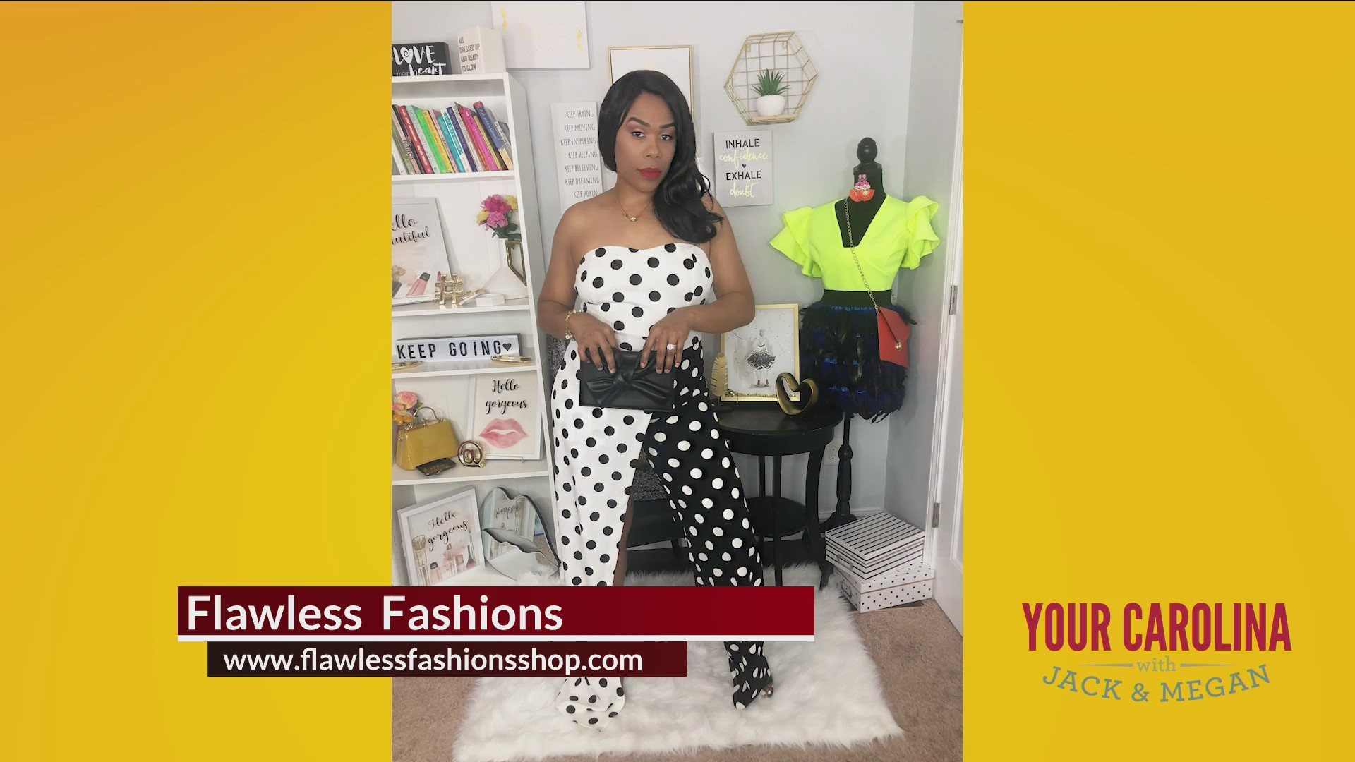 Fashion Trend Tuesday - Flawless Fashions