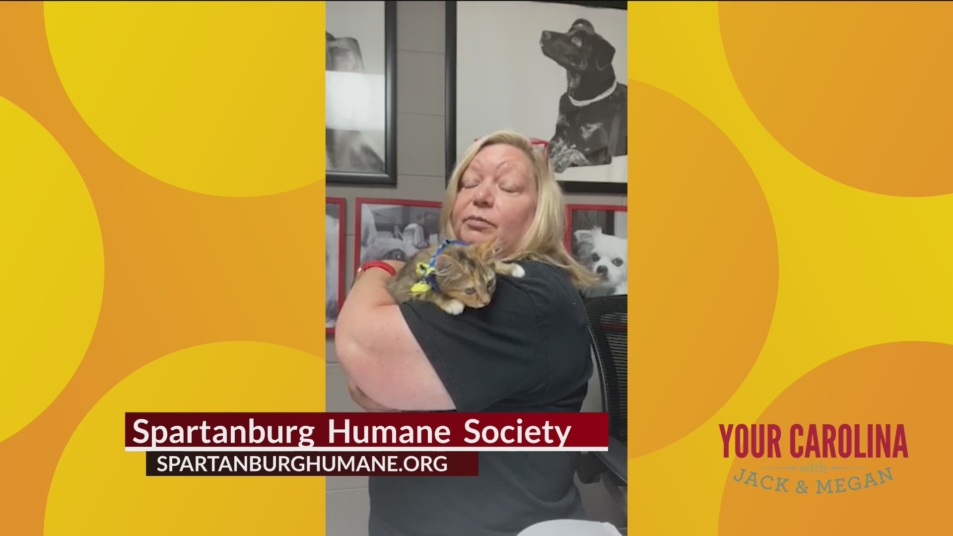 Furry Friend Friday with Spartanburg Humane Society
