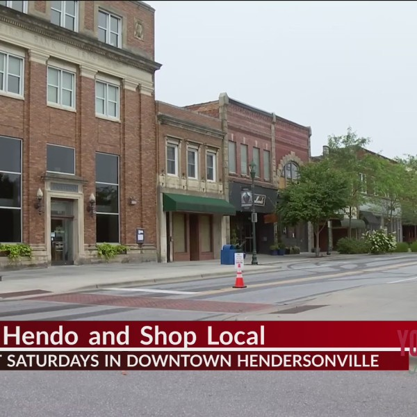 Love Hendo and Shop Local