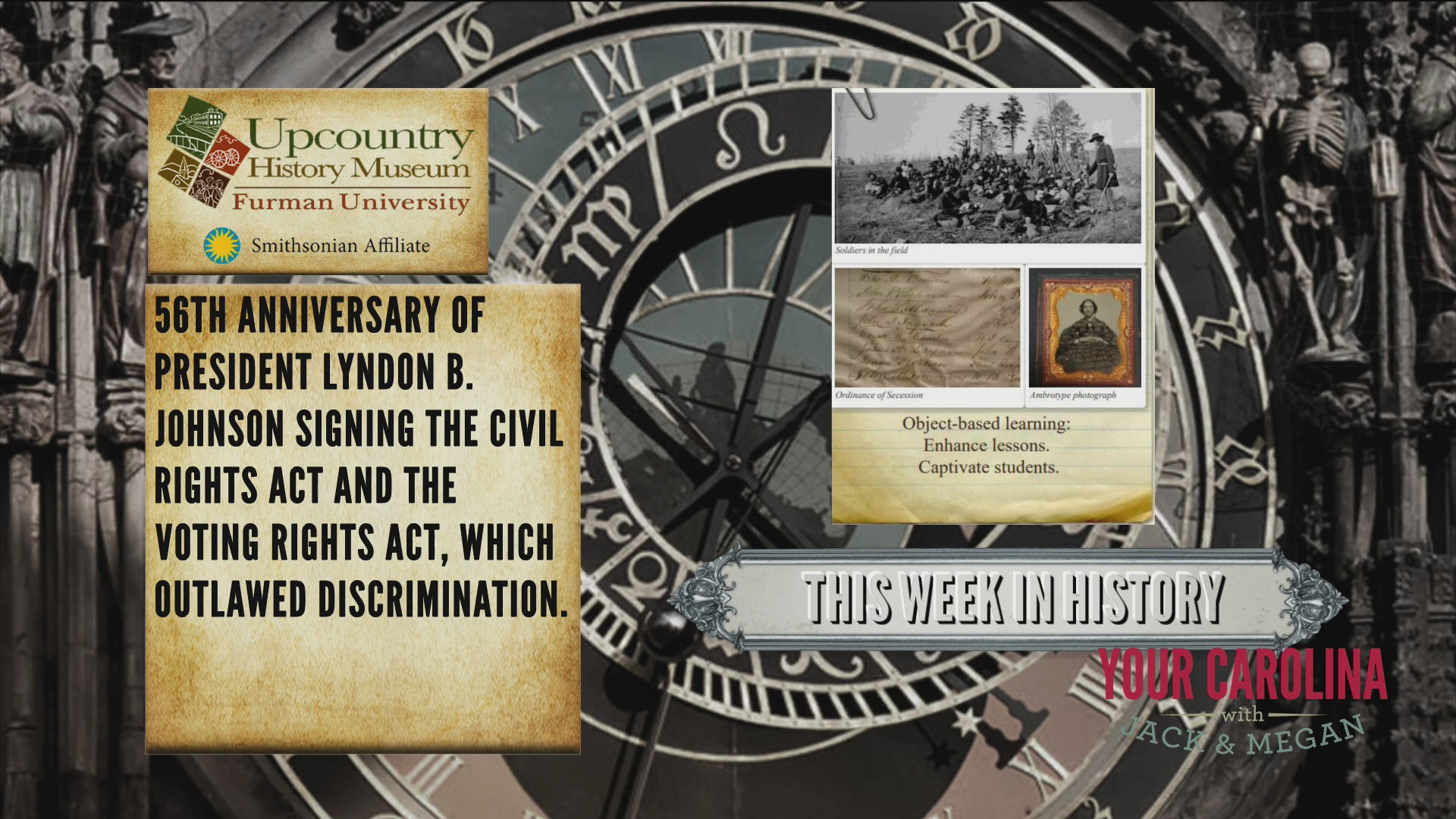 This Week in History - Civil Rights Act