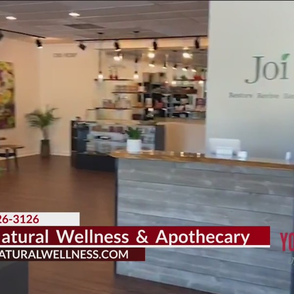 Joi Natural Wellness & Apothecary