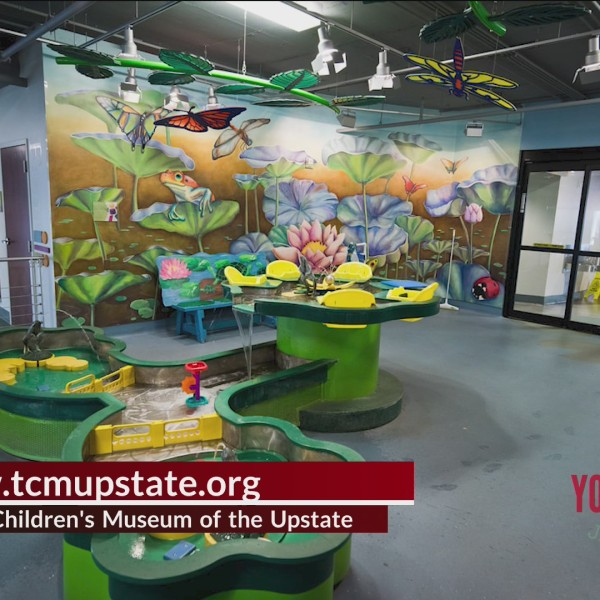 The Children's Museum of the Upstate Back To School Plan