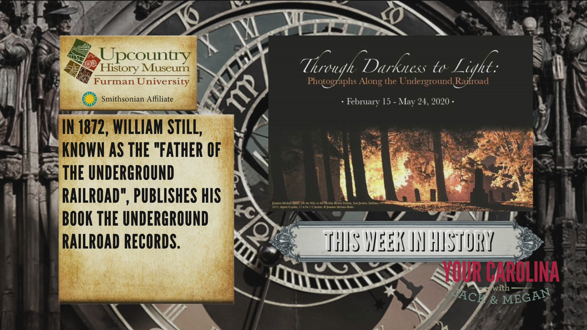 This Week in History - William Still