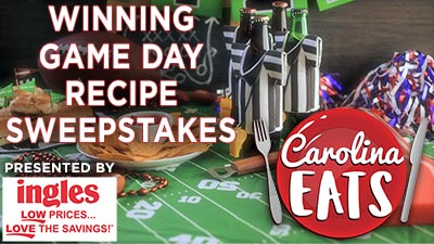 Carolina Eats Sweepstakes