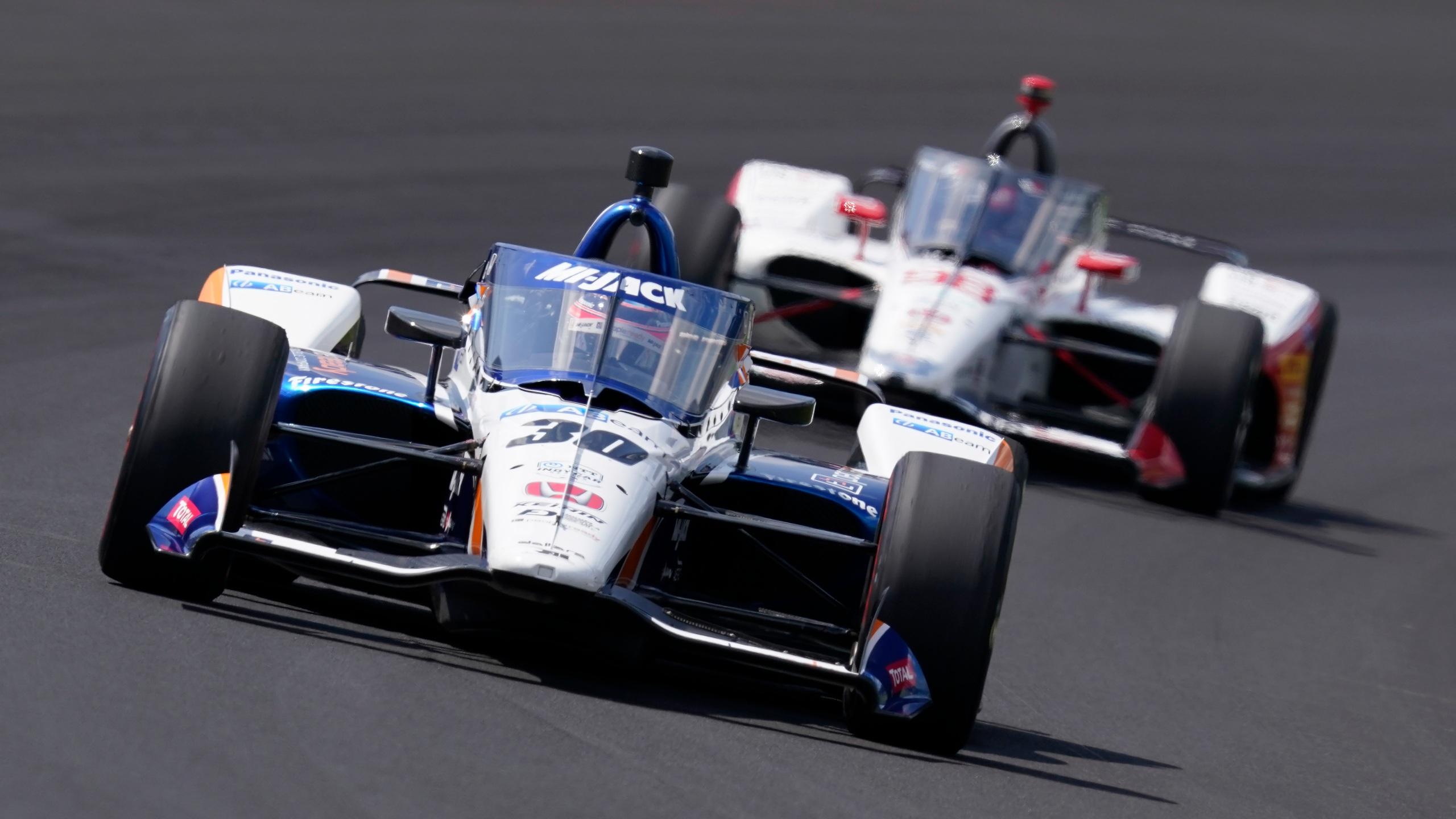 Sato wins 2nd Indy 500 as race ends under yellow