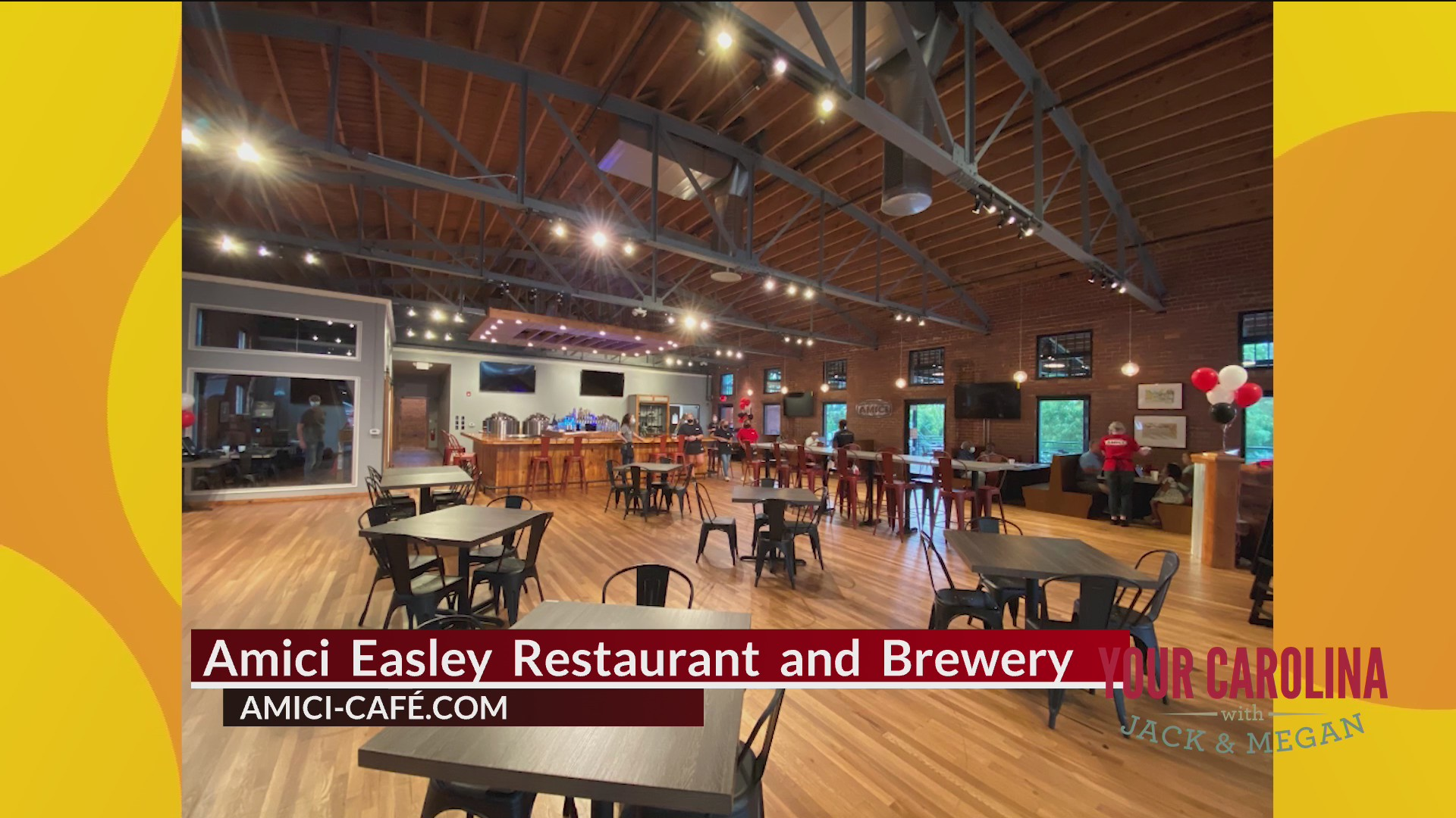 Amici Easley Restaurant and Brewery