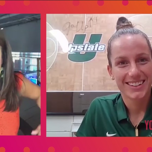 Meet Becky Burke New Basketball Coach At USC Upstate