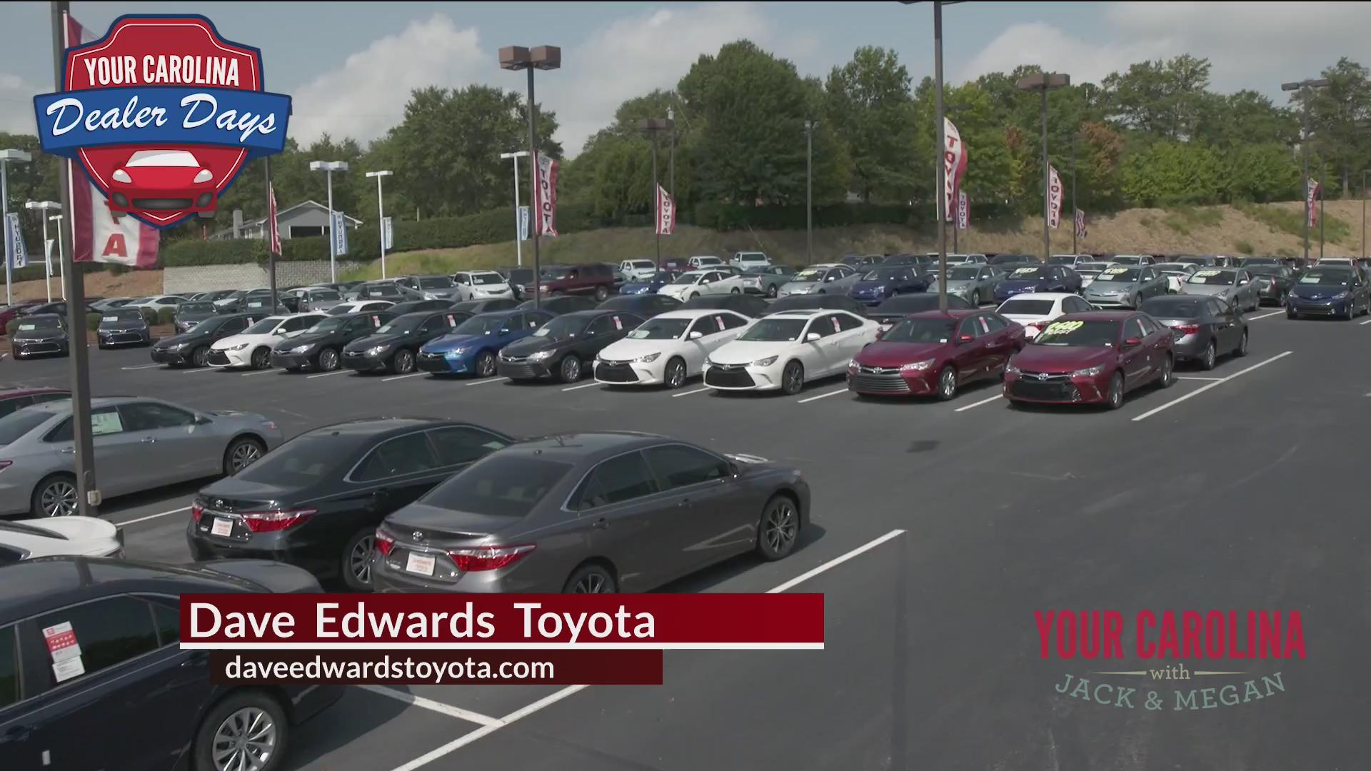 Dealer Days - Dave Edwards Toyota