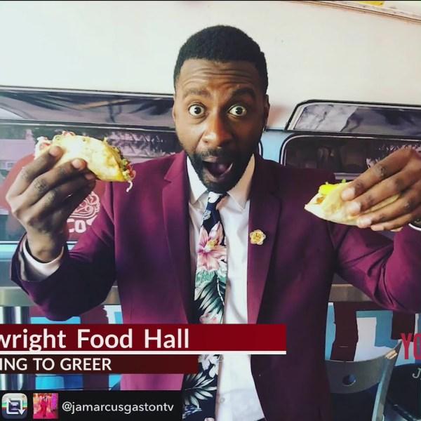 Cartwright Food Hall