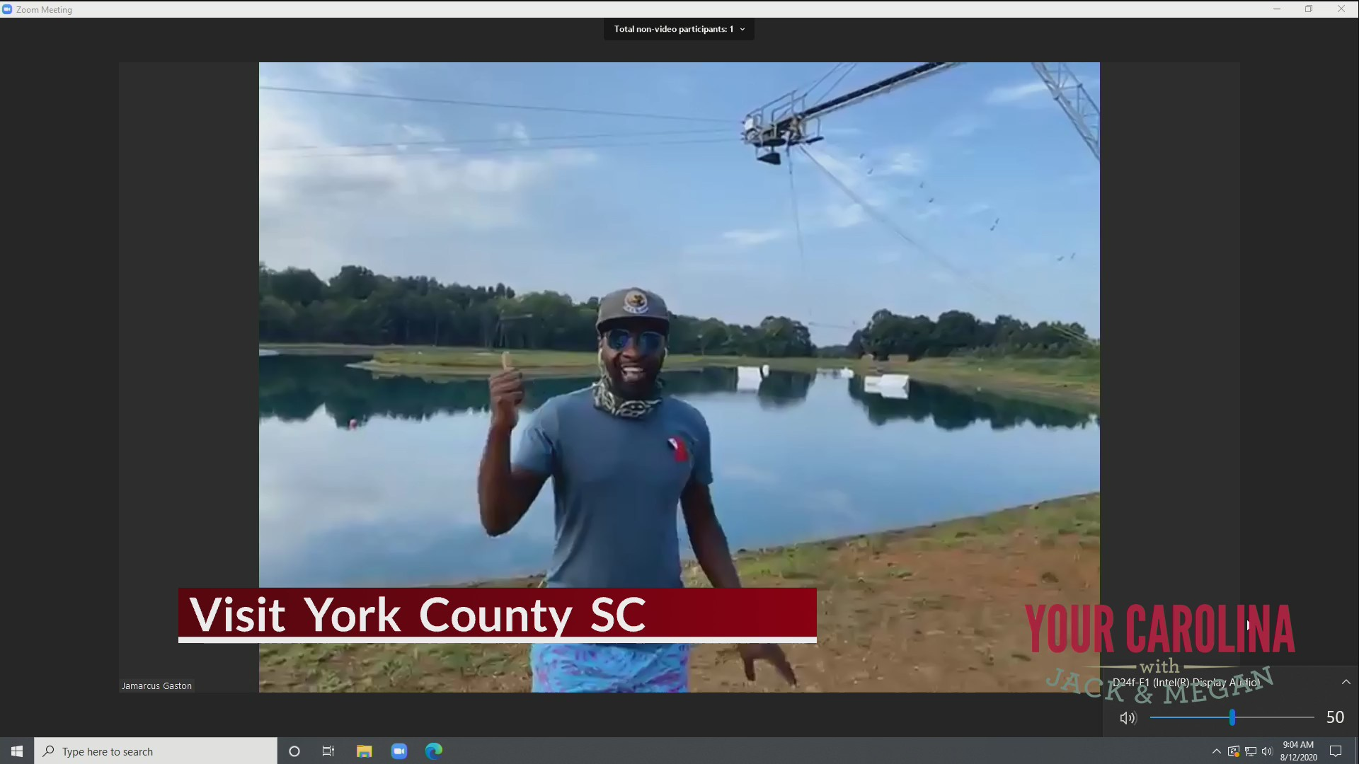 Jamarcus Tells Us What He Has Been Up To In York County SC
