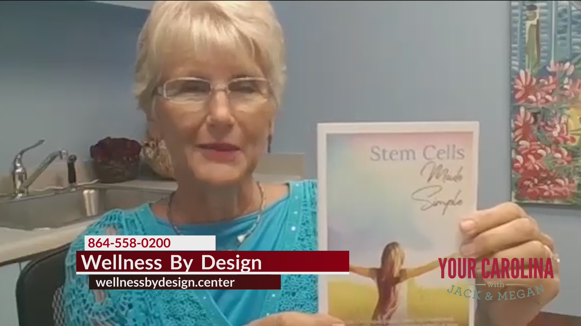 Wellness By Design - Help With Joint Pain Using Stem Cells