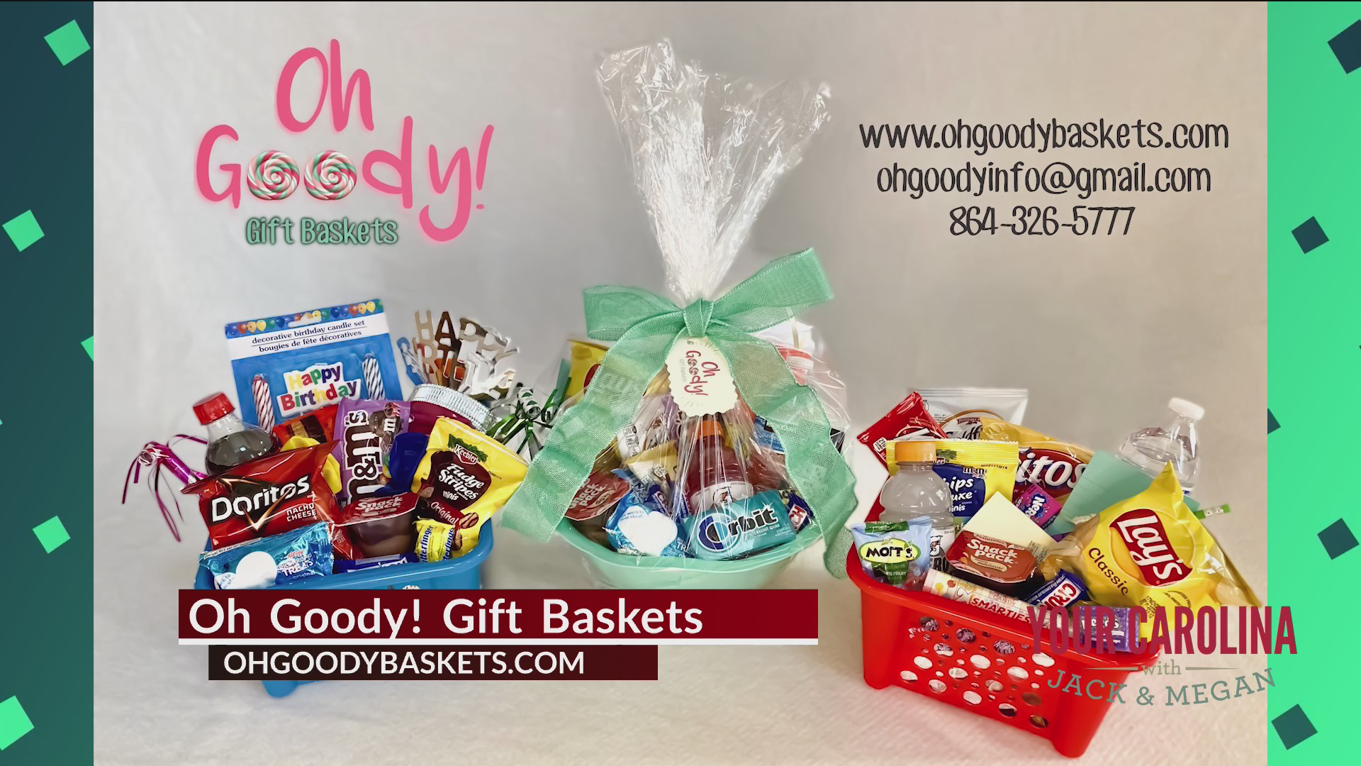 Oh Goody! Gift Baskets