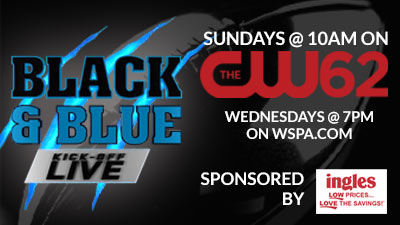 Black and Blue Kickoff Live