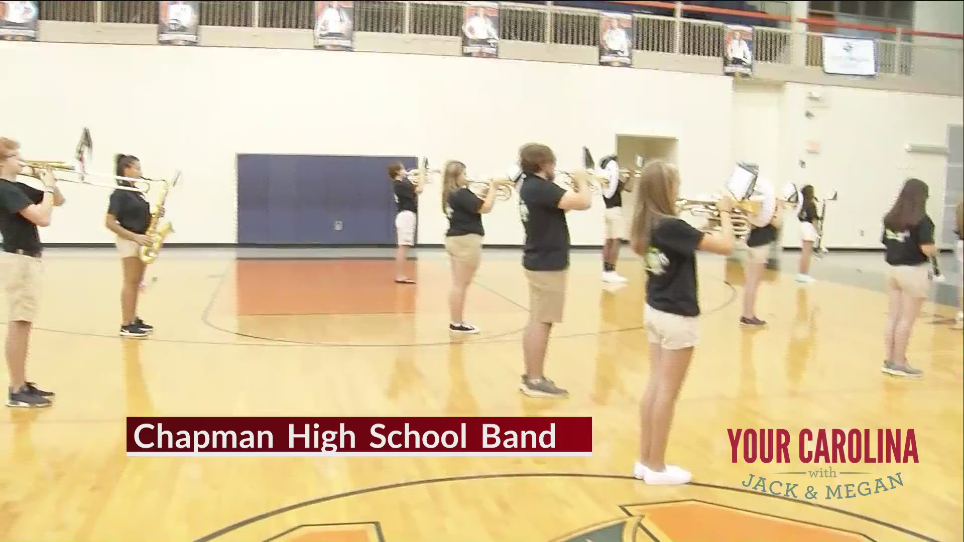 Chapman High School Band