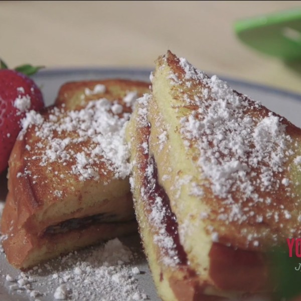 Chef's Kitchen - French Toast PB&J