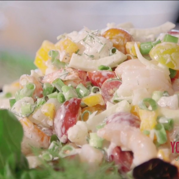 Chef's Kitchen - Shrimp and Lobster Salad