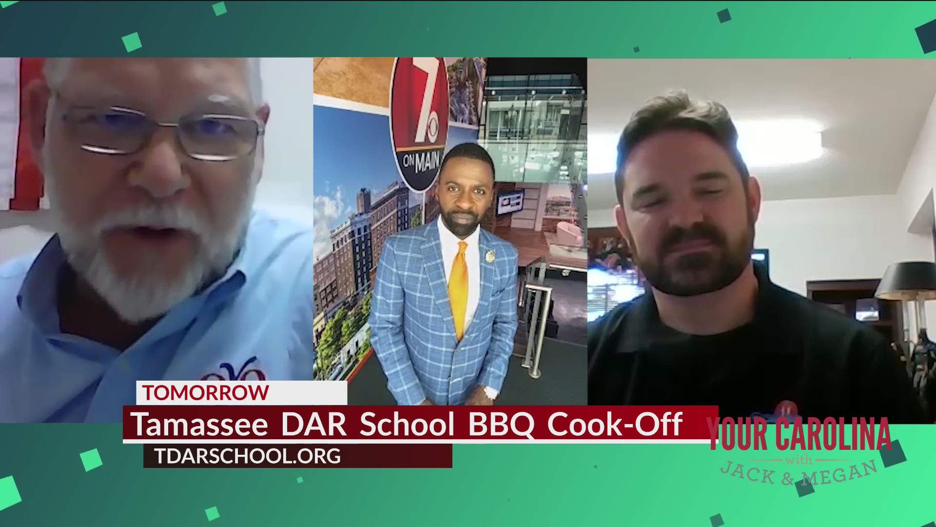 Tamassee DAR School's First Annual Charity Cook-Off