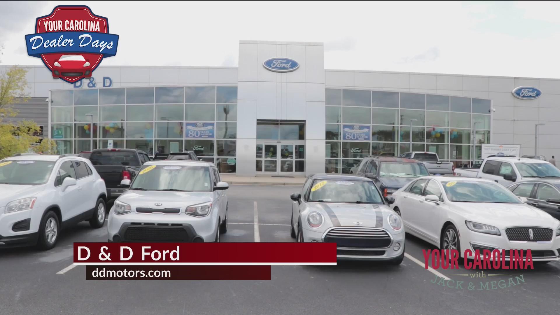 Dealer Days - D & D Ford
