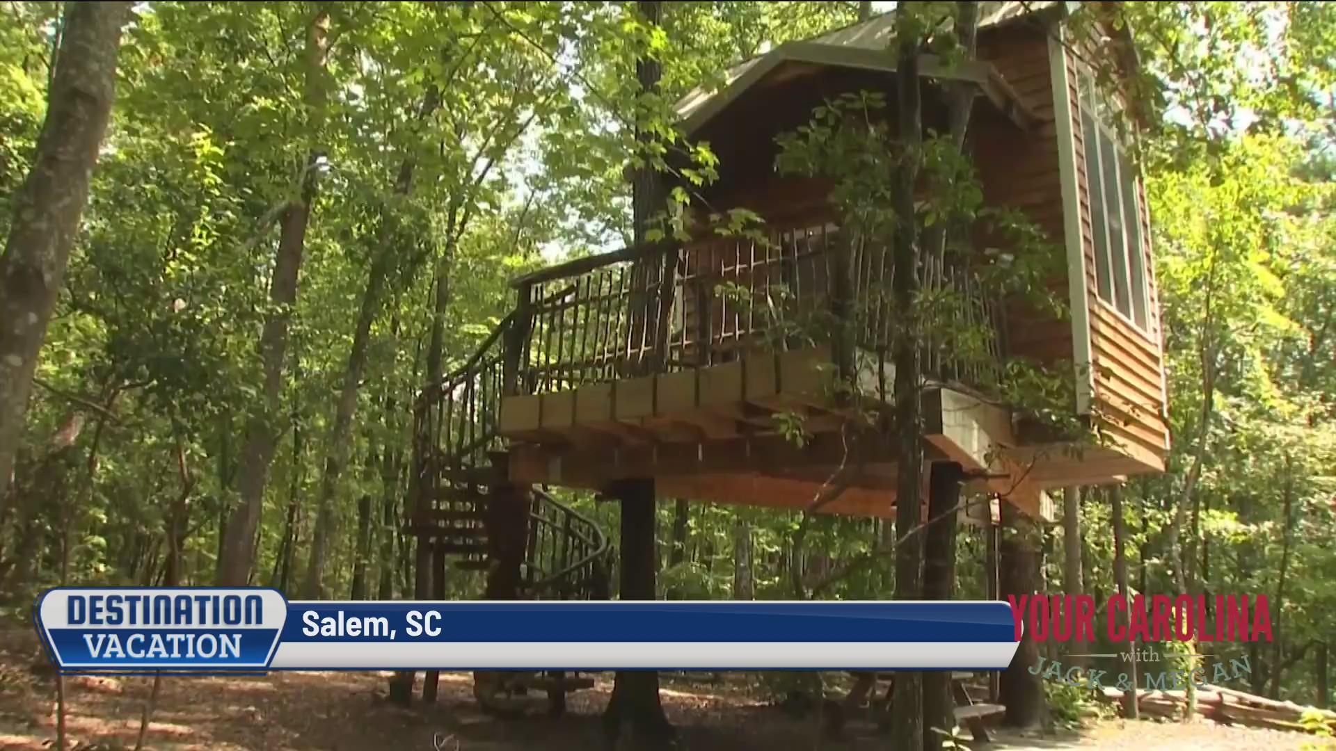 Destination Vacation - Salem, SC