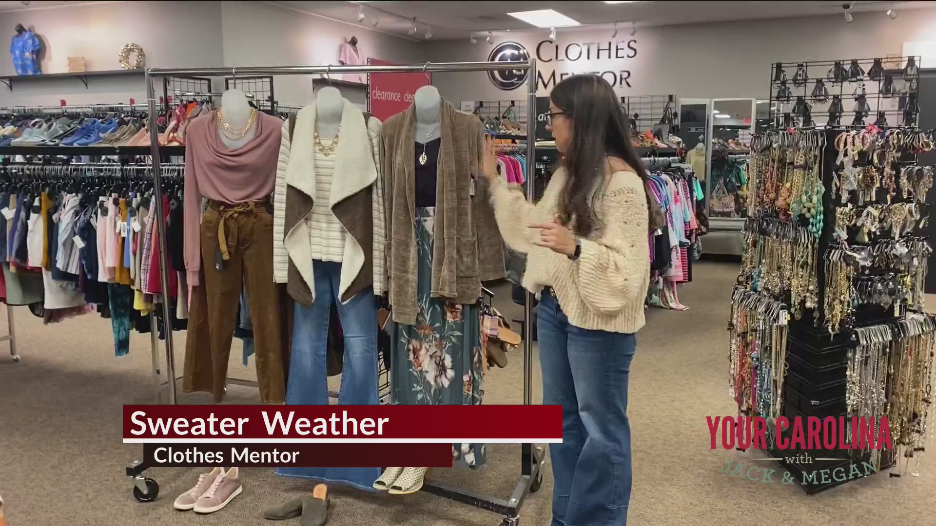 Fashion Trend Tuesday - Sweater Weather