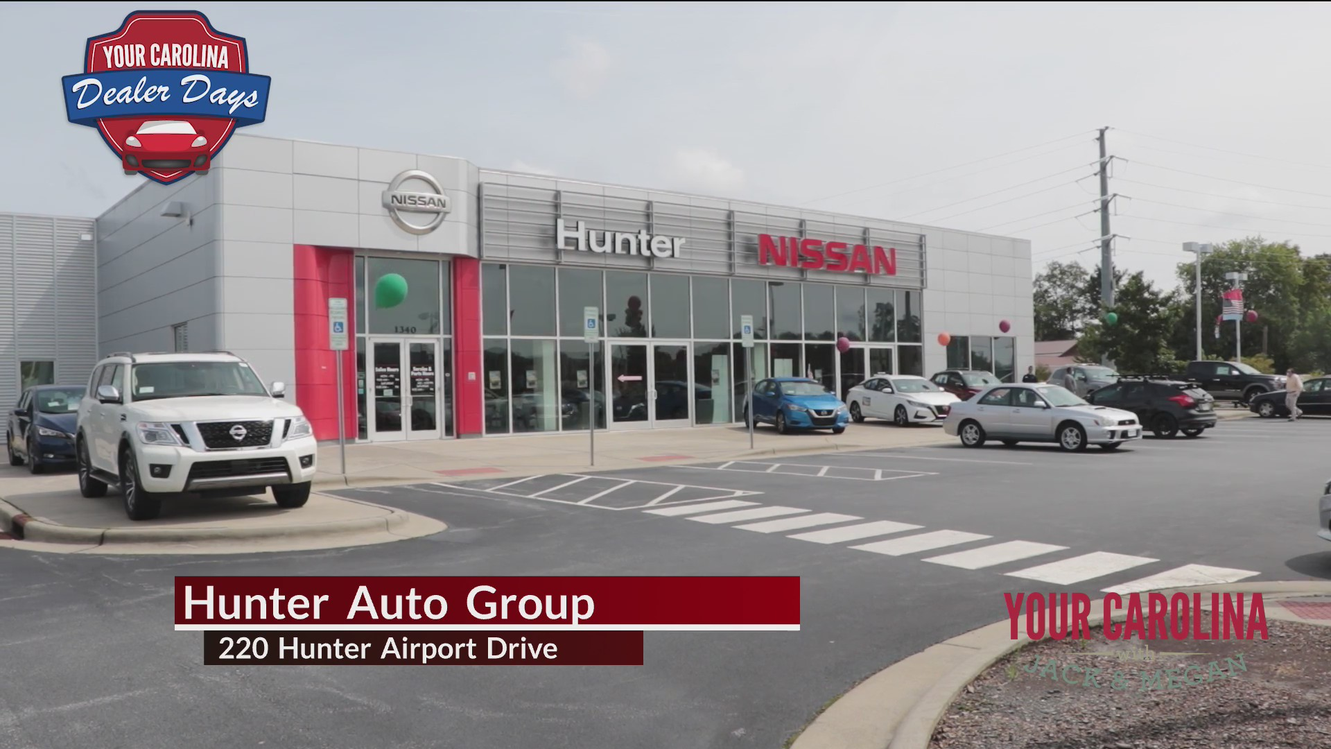 Dealer Days - Hunter Auto Group