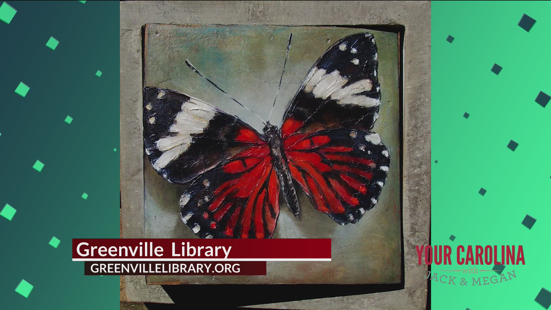 Happening at the Greenville Library