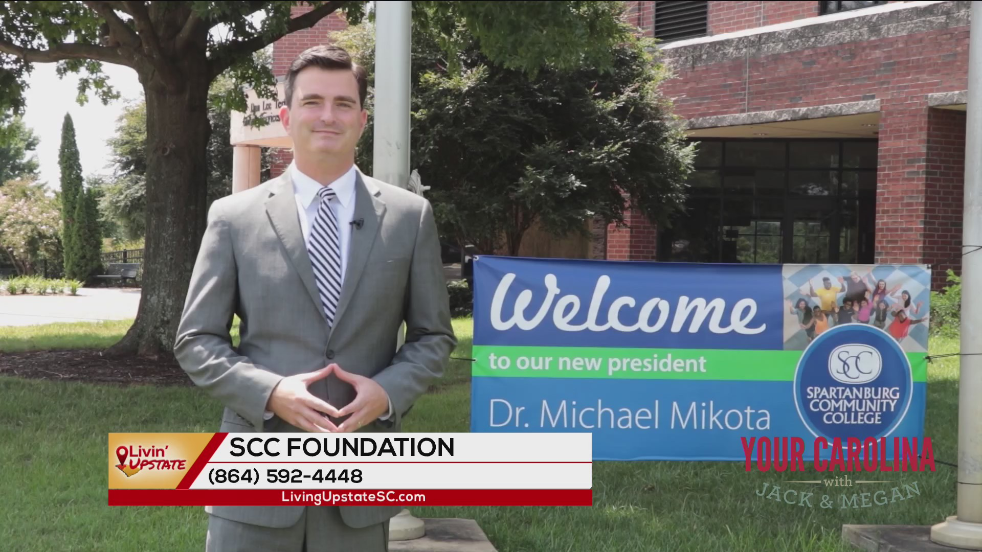 New SCC President Michael Mikota touts college's economic impact, ROI