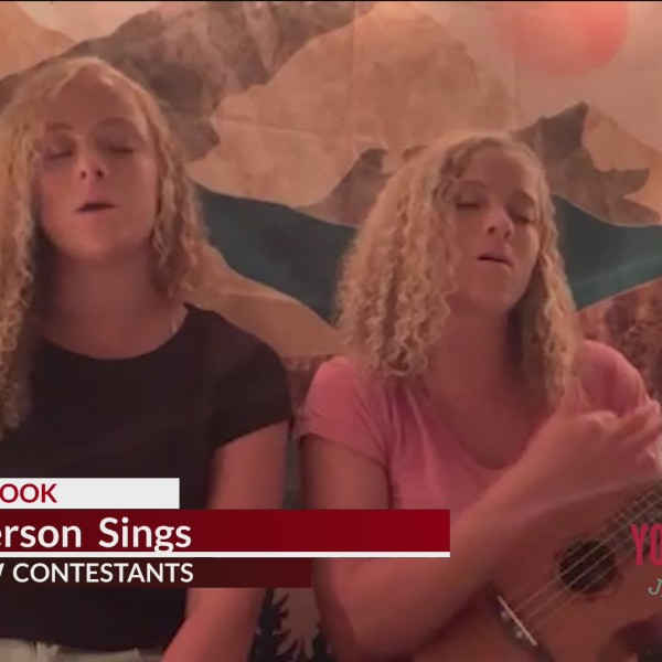 Anderson Sings Competition