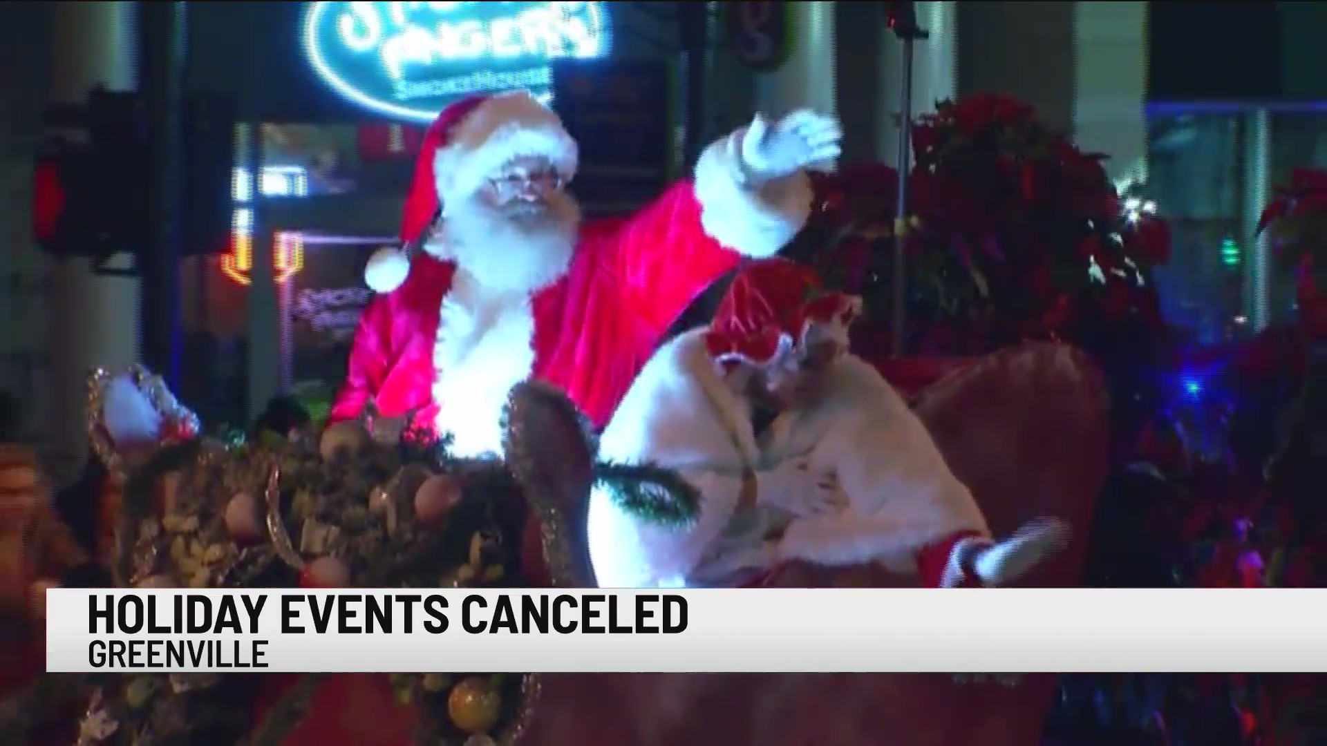 Christmas Events Greenville Sc 2020 Christmas parade canceled ; Greenville business braces for impact