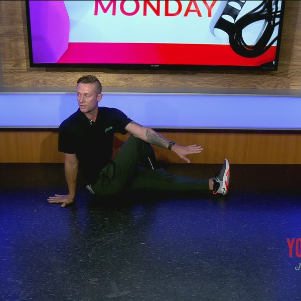 Move It Monday - Healthy Habits And Routines