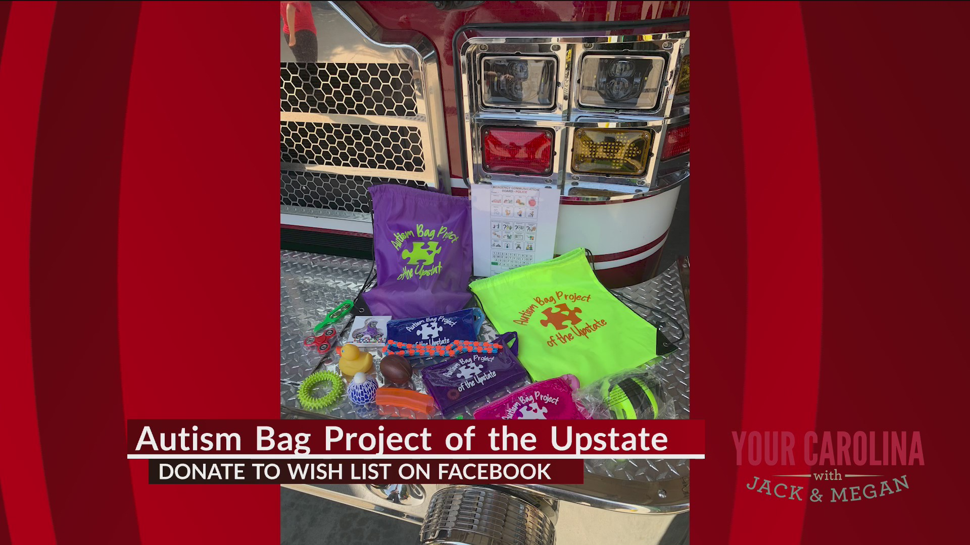 Autism Bag Project of the Upstate